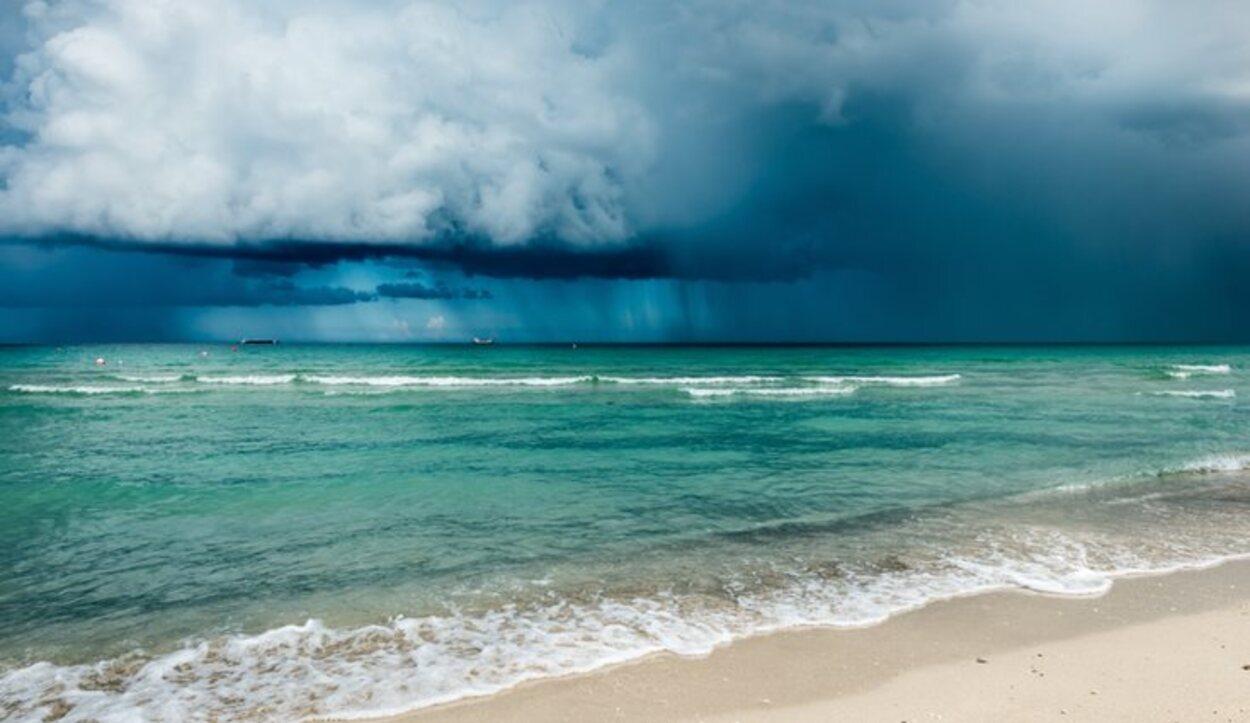 De junio a noviembre en el Caribe es temporada de tormentas