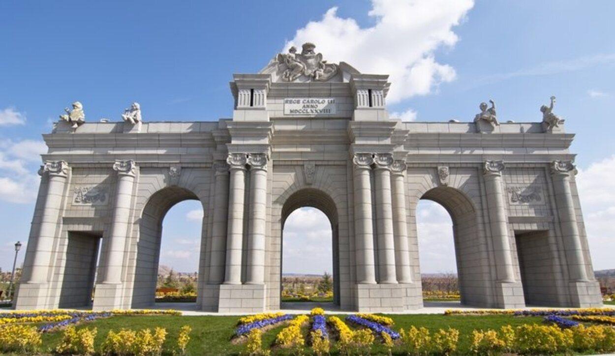 Gracias a Parque Europa podemos visitar las ciudades de Europa sin salir de Madrid