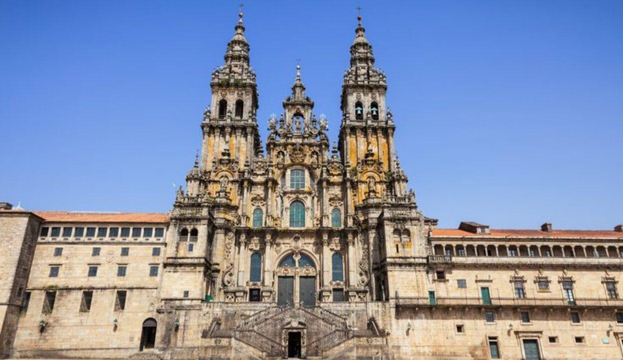 Catedral de Santiago de Compostela (A Coruña)
