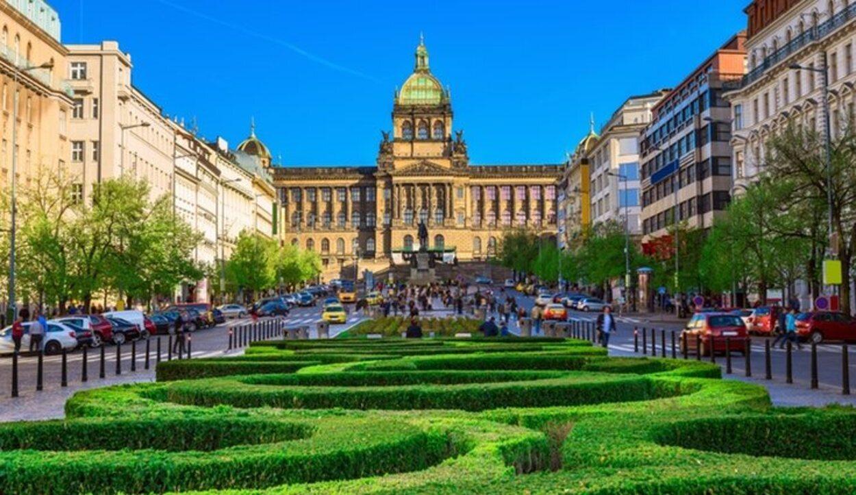 La Plaza de Wenceslao es el lugar perfecto para pasar tu tiempo libre