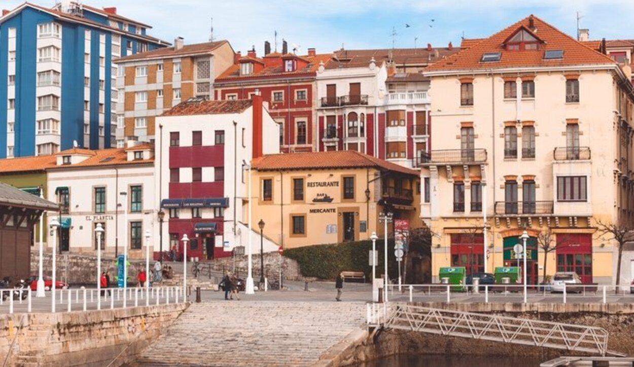 La ciudad de Gijón nació con el barrio de Cimadevilla