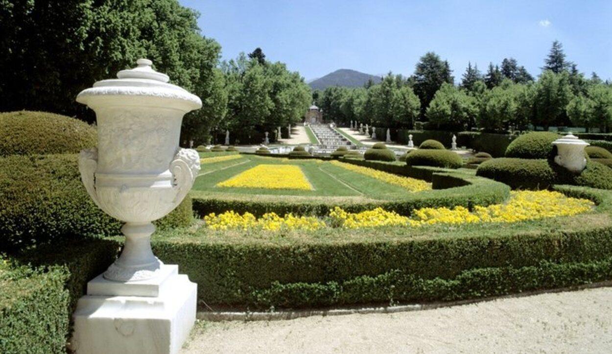 Los jardines pueden visitarse gratis el 25 de agosto