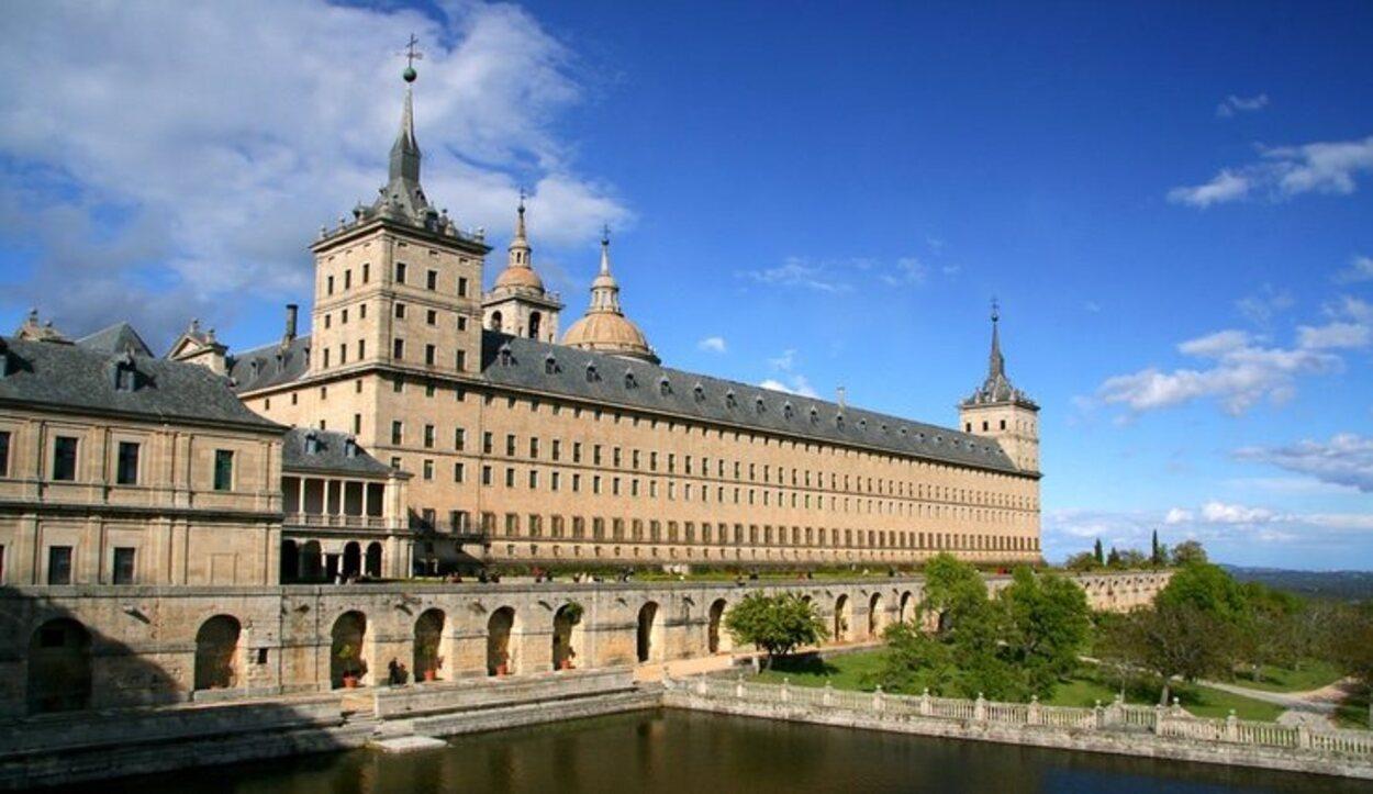 El Real Monasterio de El Escorial fue un capricho arquitectónico de Felipe II