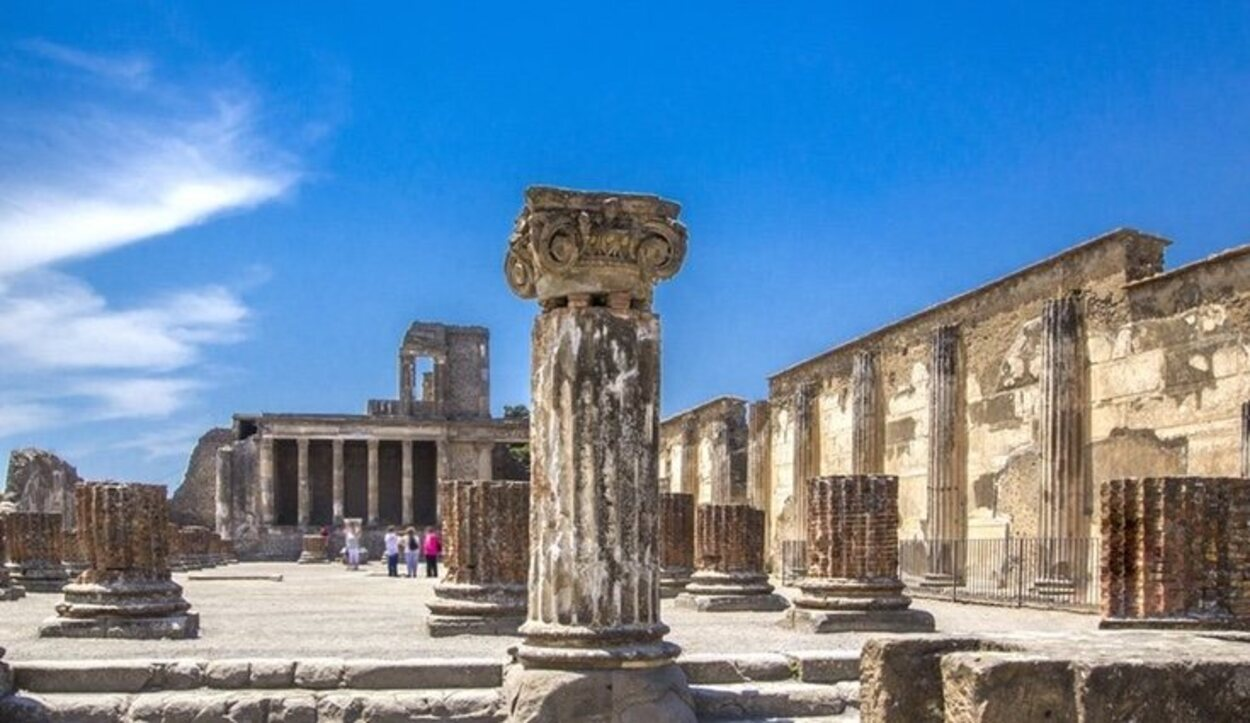 Pompeya tenía alrededor de unos 25 burdeles