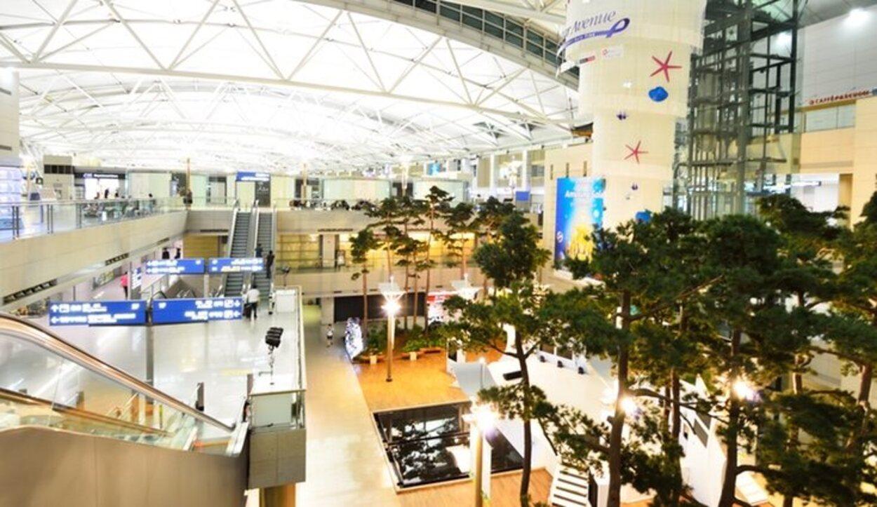 Este aeropuerto cuenta con increíbles instalaciones como su campo de golf, el casino o su famoso hotel cápsula