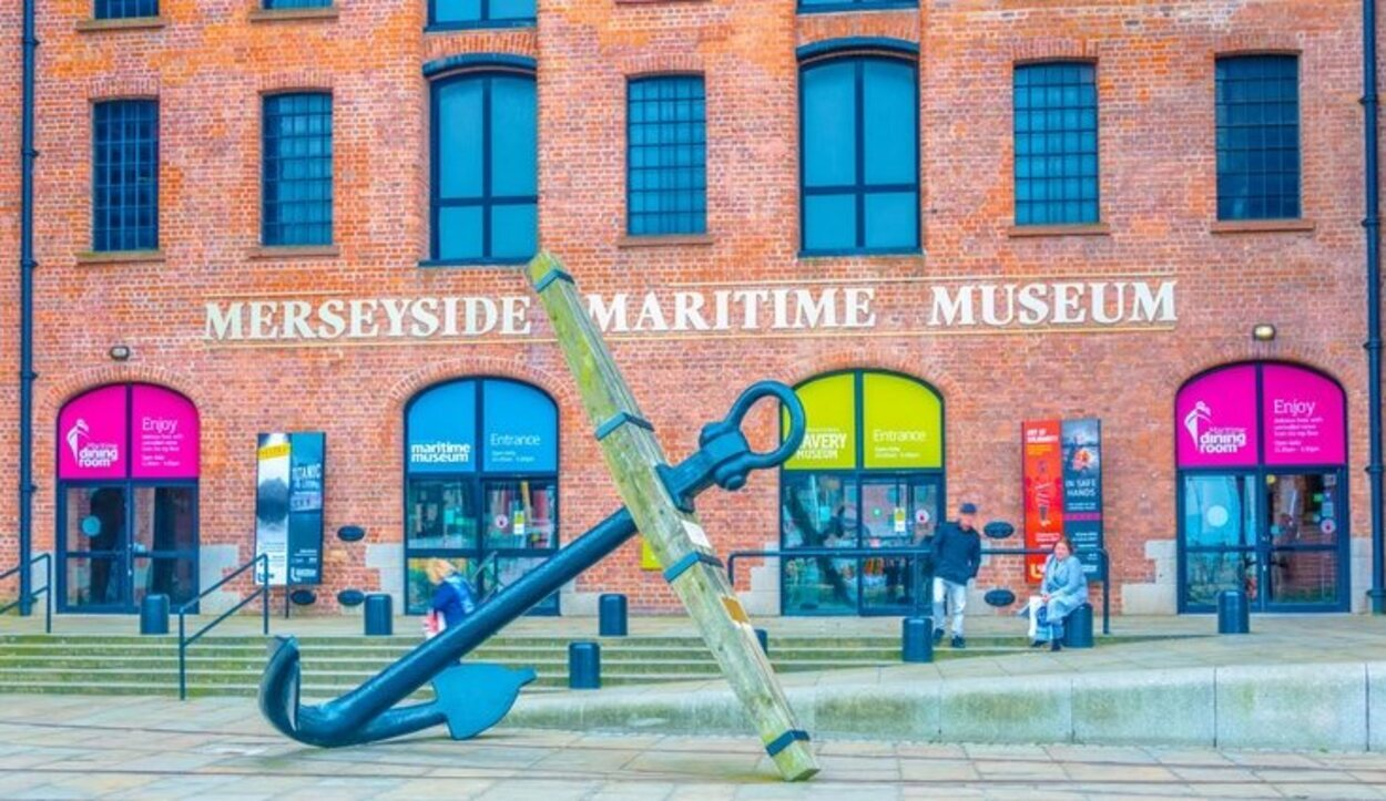 Visita la exposición del Titanic