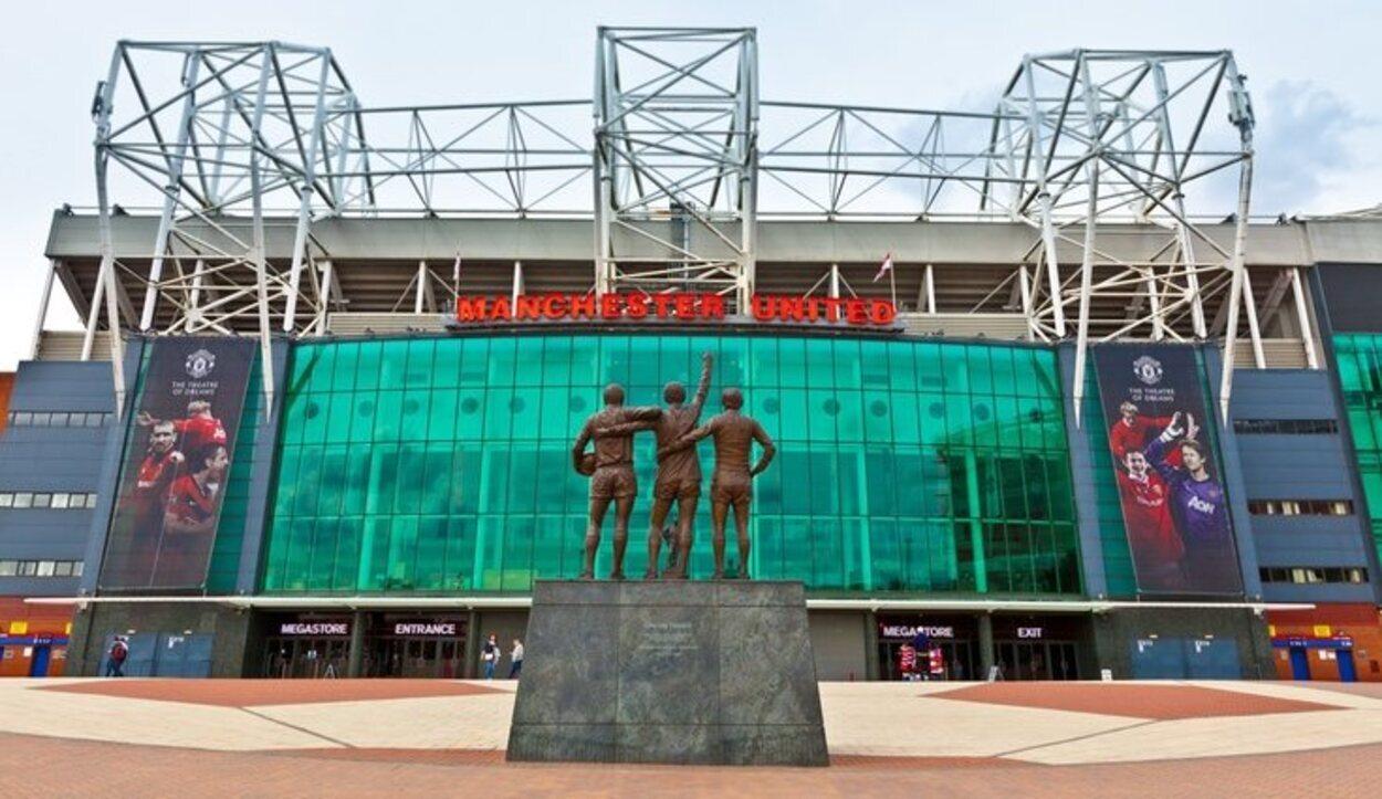 Old Trafford ha acogido partidos importantes de todas las mejores competiciones de fútbol