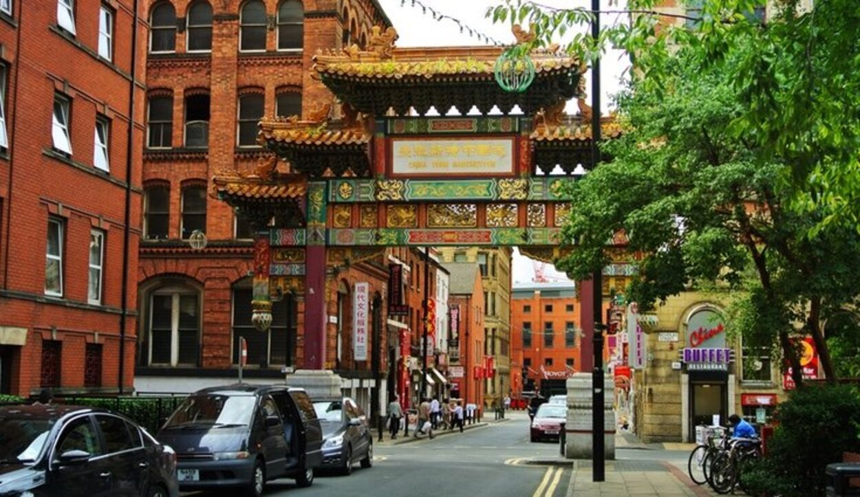 Si no has viajado a China, es lo más cerca que jamás estarás porque te sumergirás en la tradición