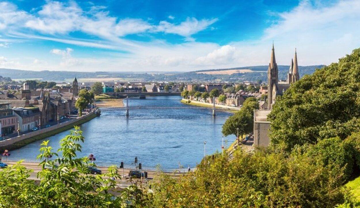 La increíble ciudad de Inverness