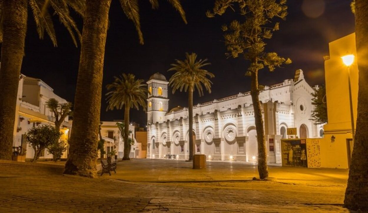 Iglesia de Santa Catalina, Conil de la Frontera