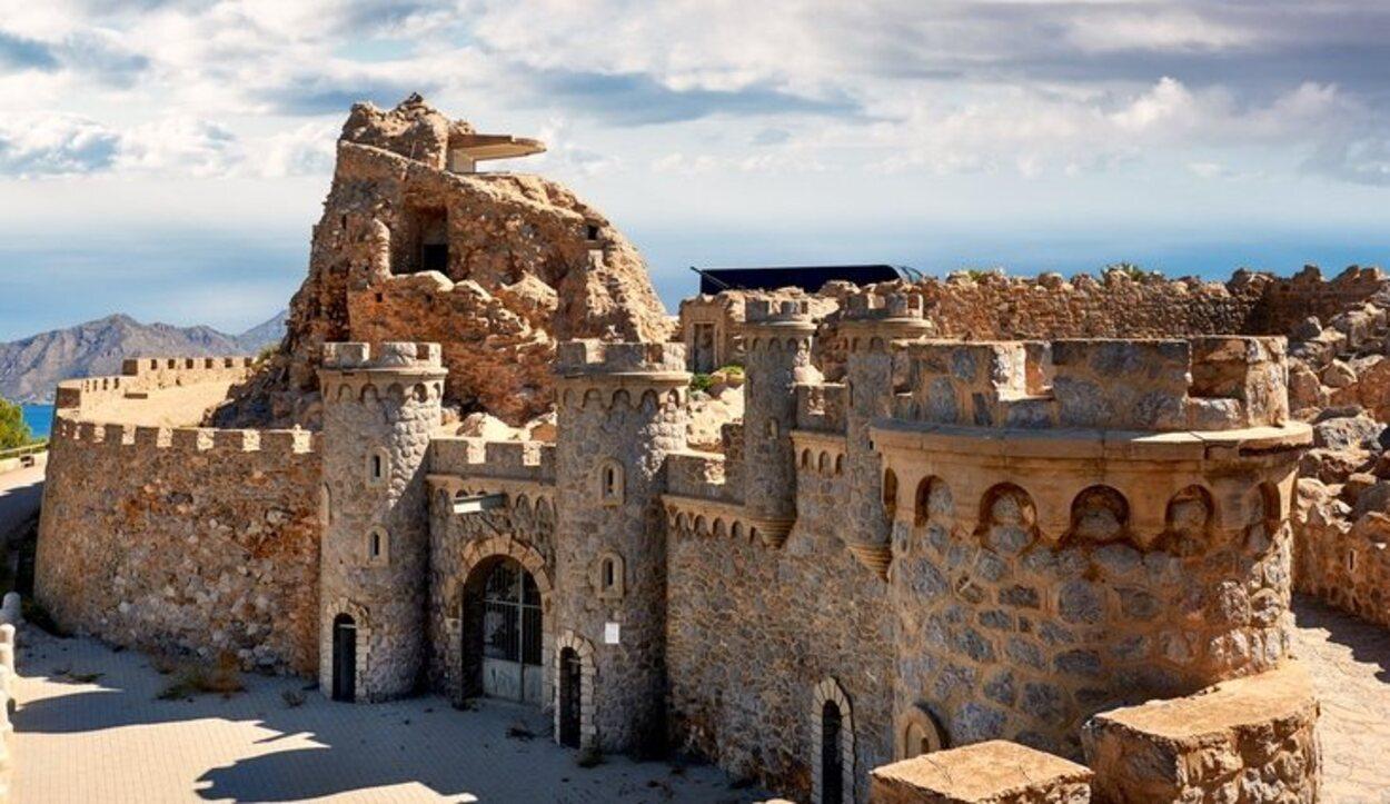 Fortificación y batería de Castillitos