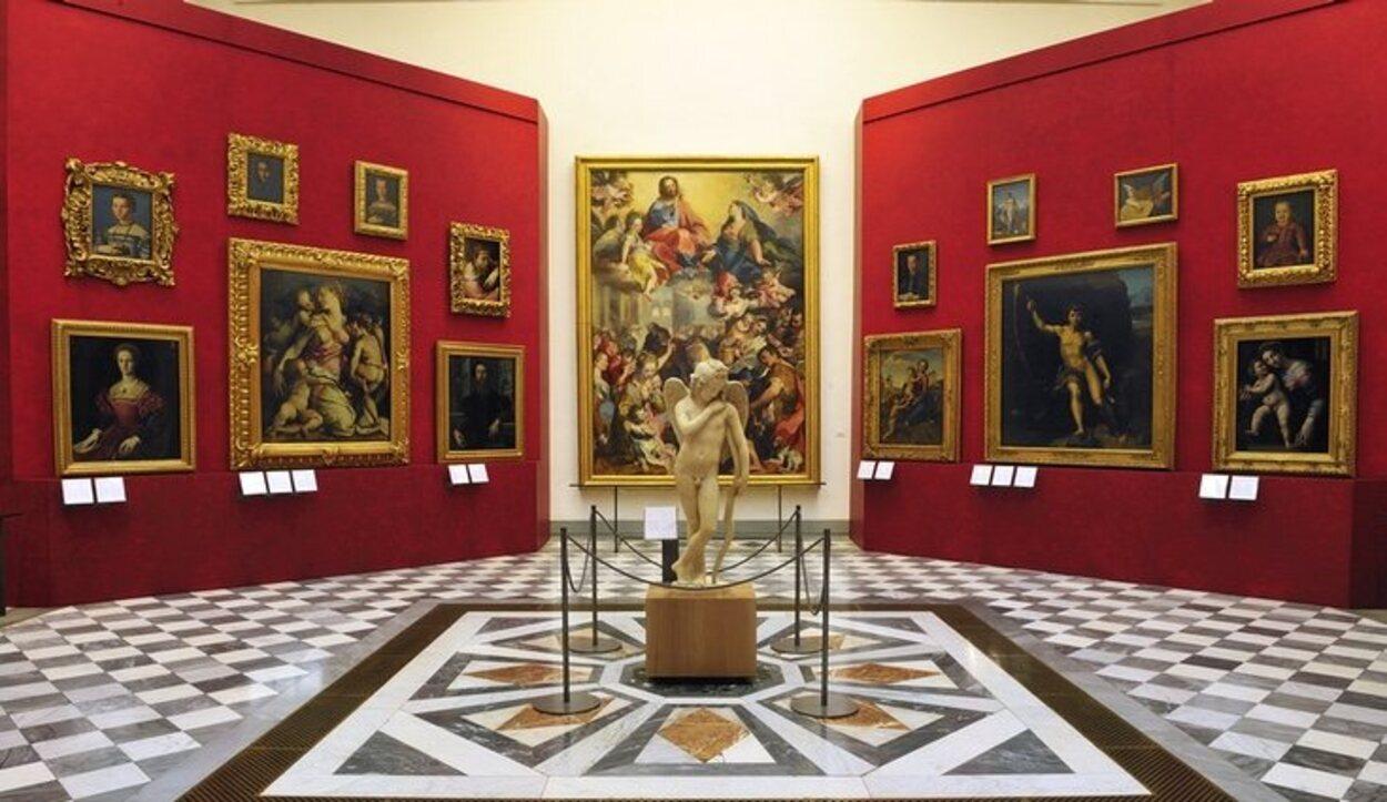 Este museo lleva abierto al público dese finales del siglo XVIII
