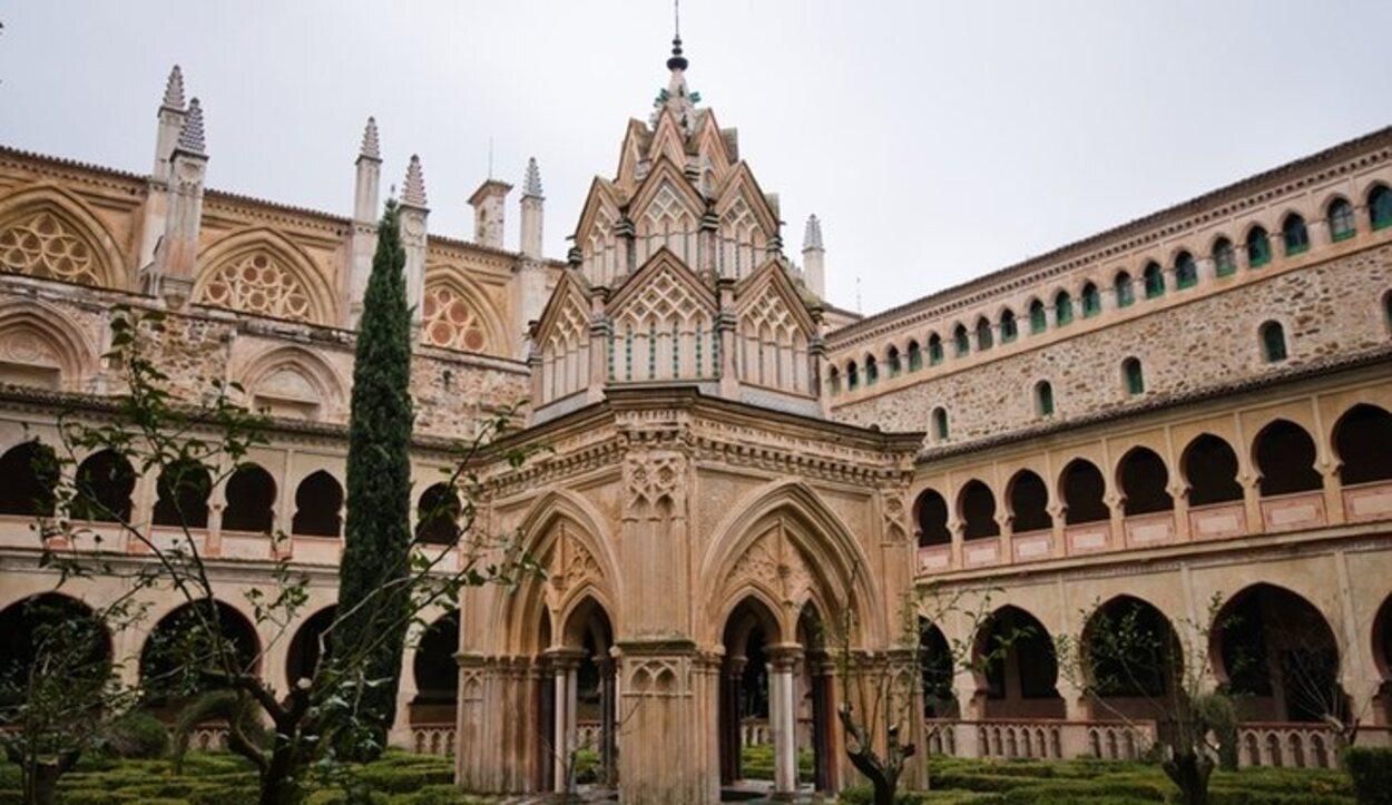Los interiores del Monasterio de Santa María de Guadalupe por los que paseó Isabel La Católica