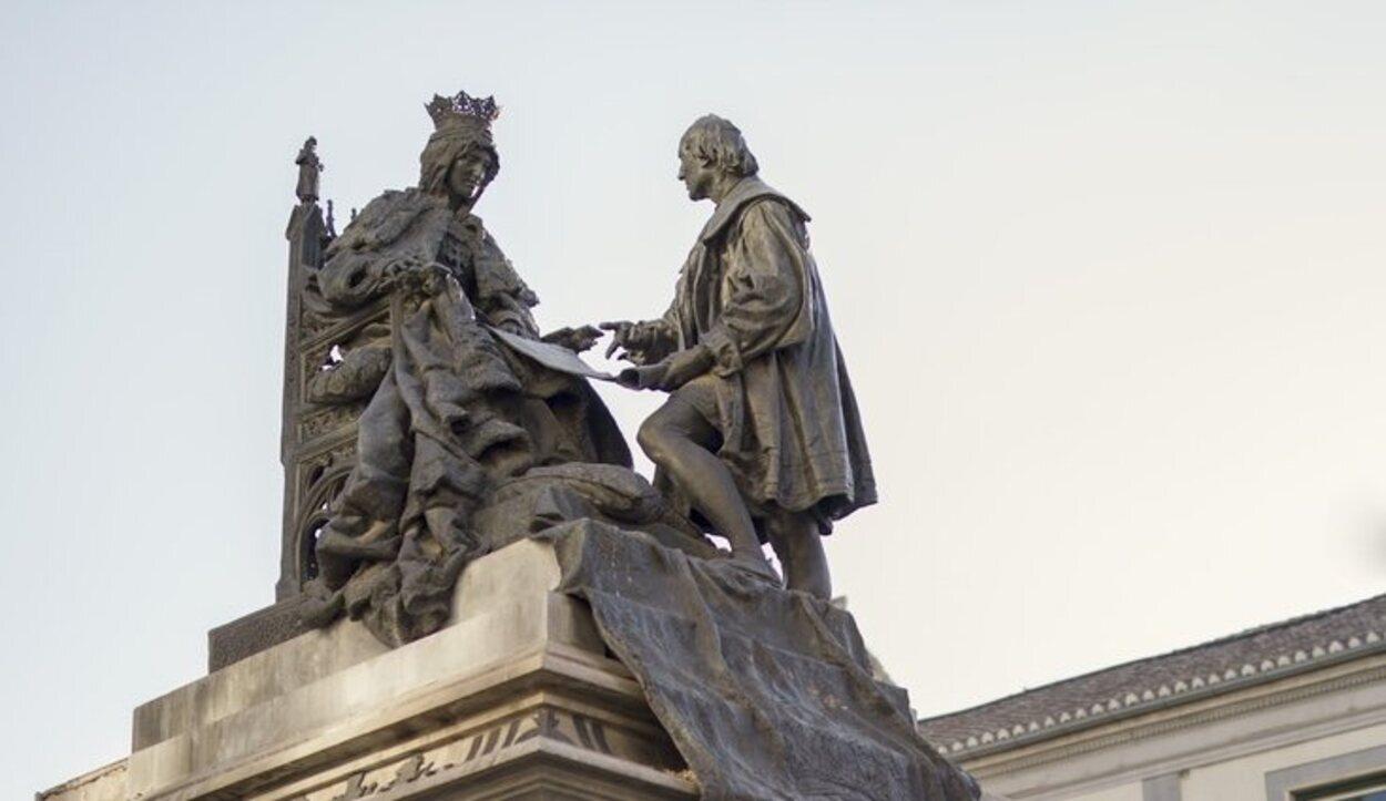 Plaza de Granada nombrada en honor a la protagonista de este artículo