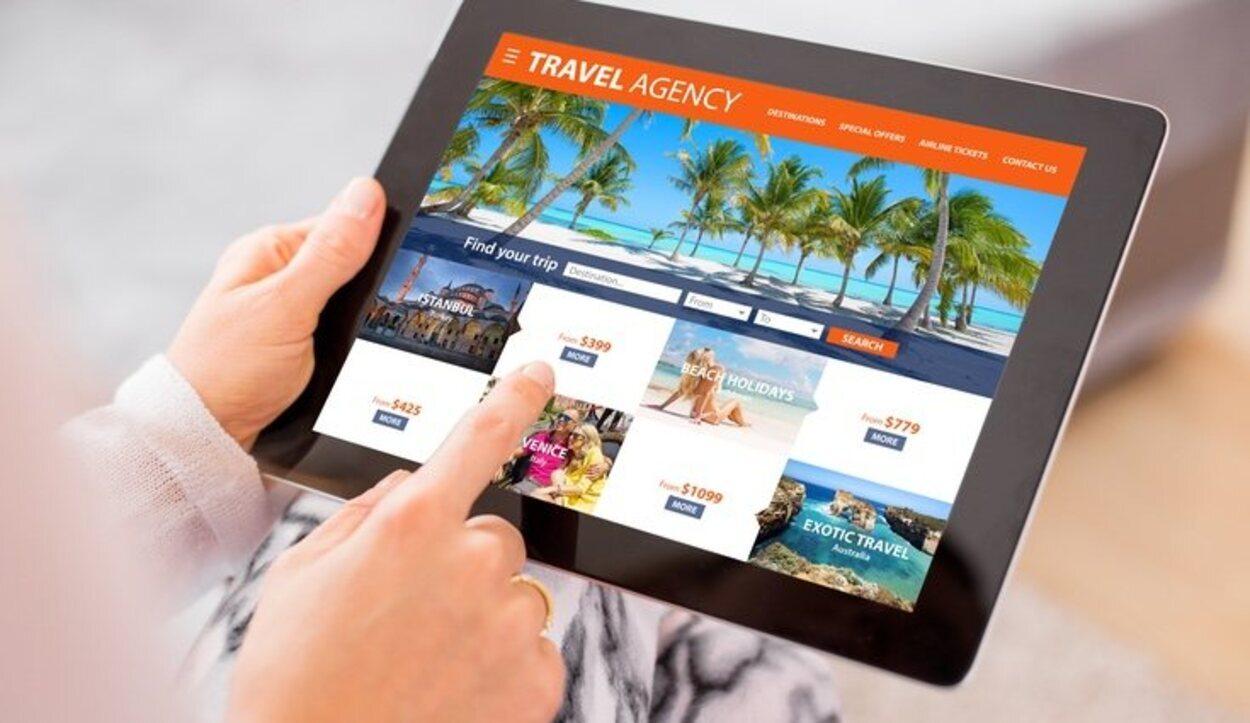 Si se desconoce por completo el país que se visita lo mejor es acudir a una agencia de viajes