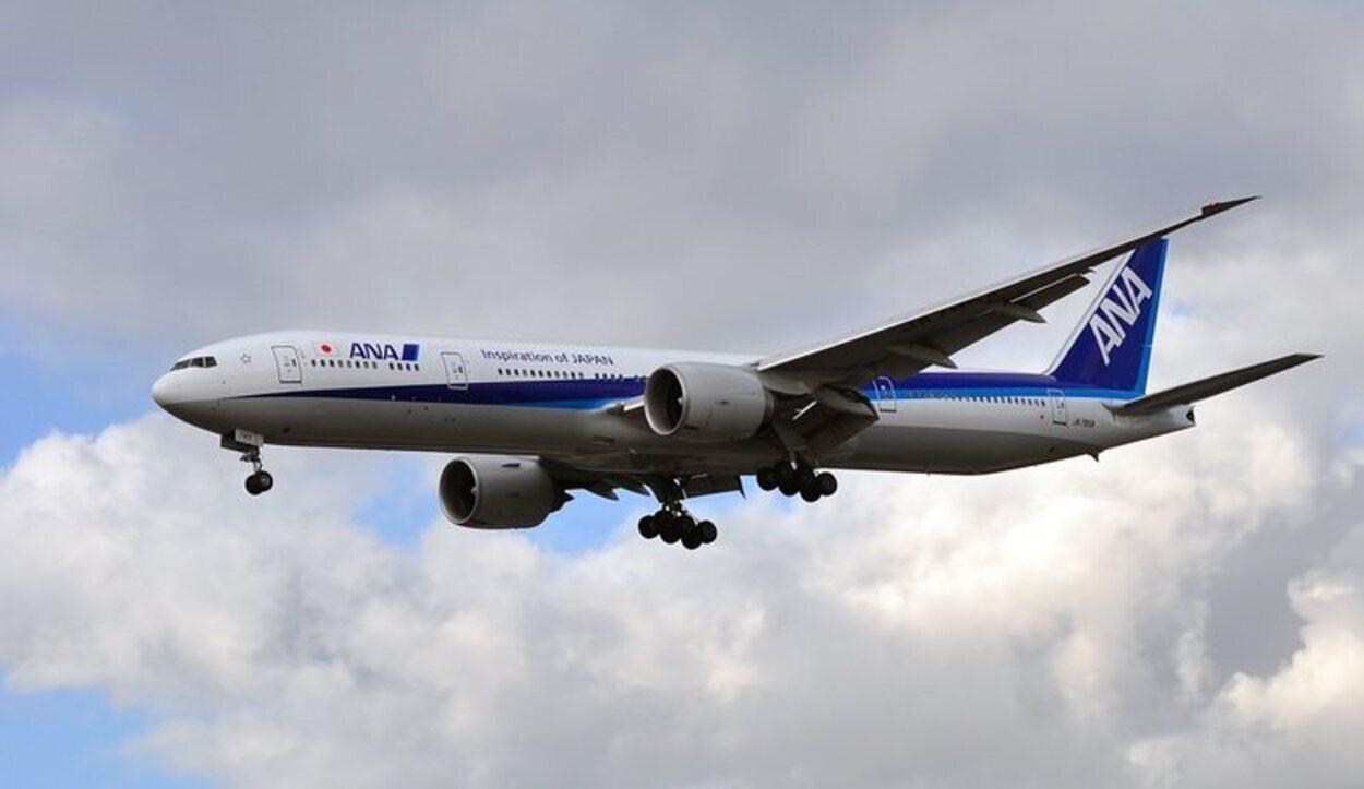 ANA All Nippon Airways ha sido una de las más premiadas en los últimos años por sus rutas hacia México y Los Angeles