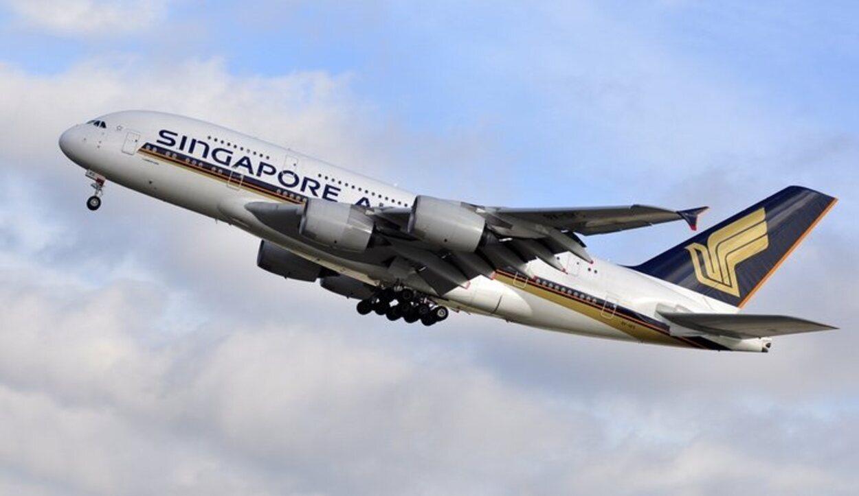 Singapore Airlines es una de las compañías con mayor número de conexiones en el mundo