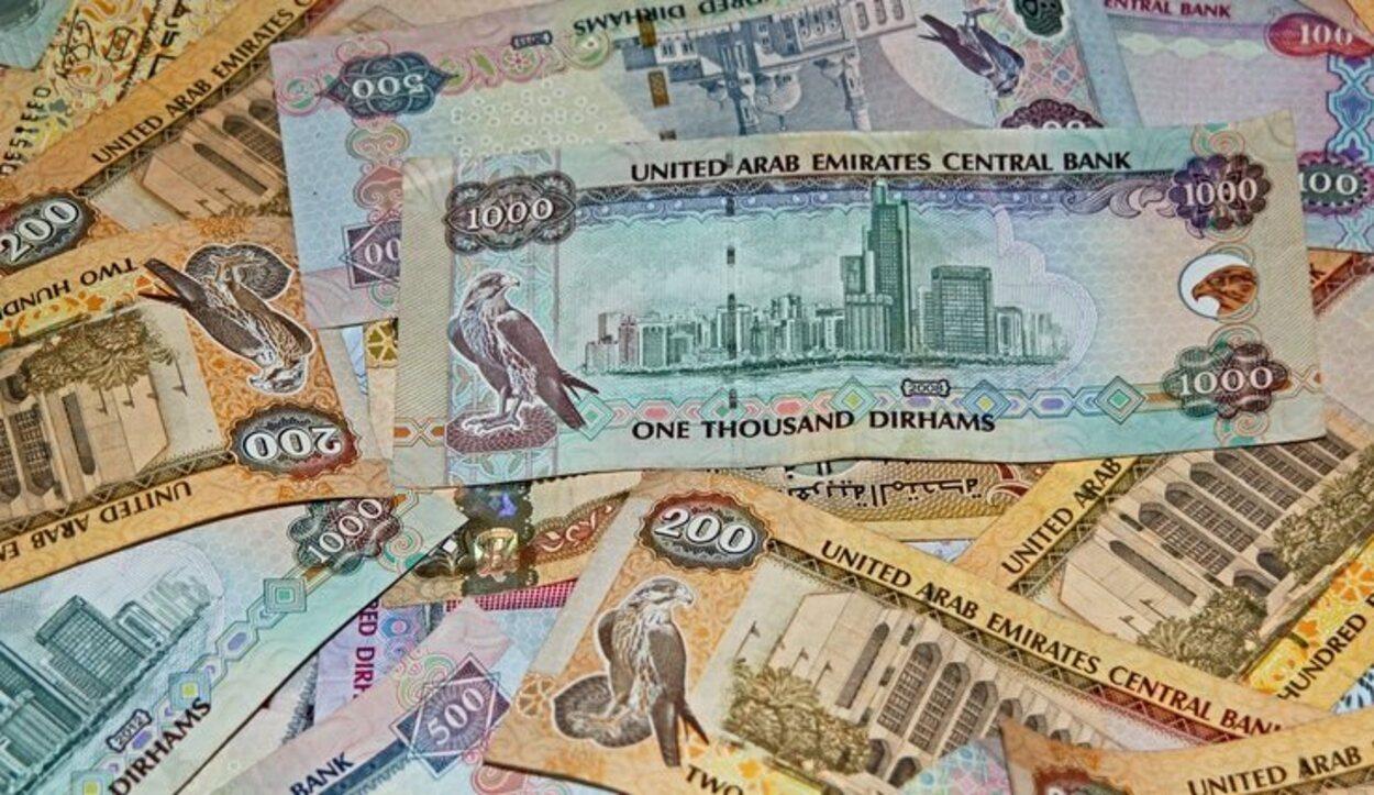 La moneda marroquí tiene un precio muy bajo en comparación a otras monedas fuertes