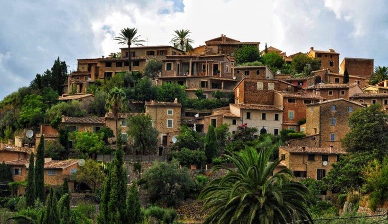 Deià es uno de los municipios de Baleares con mejores vistas
