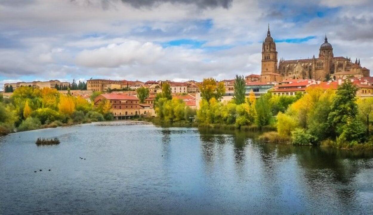 Salamanca es considerada la ciudad del Renacimiento por excelencia