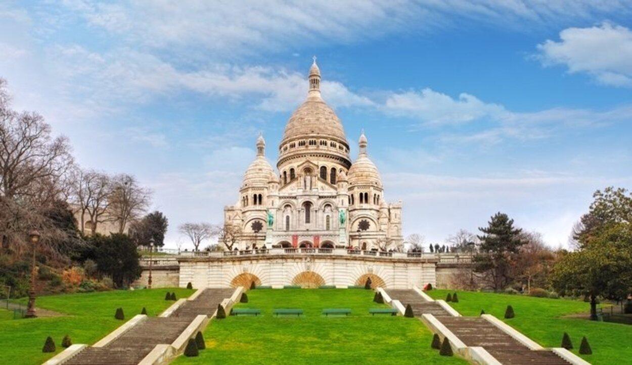 Una de las iglesias más bonitas de toda Europa, el Sacre Coeur