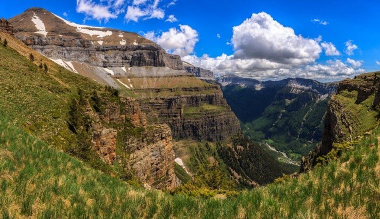 El Parque Nacional de Ordesa y Monte Perdido fue declarado Patrimonio de la Humanidad en 1999