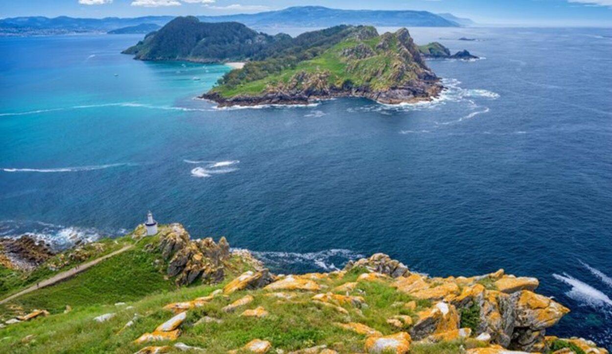 Las Islas Atlánticas de Galicia recuerdan a los oasis al más purto estilo caribeño