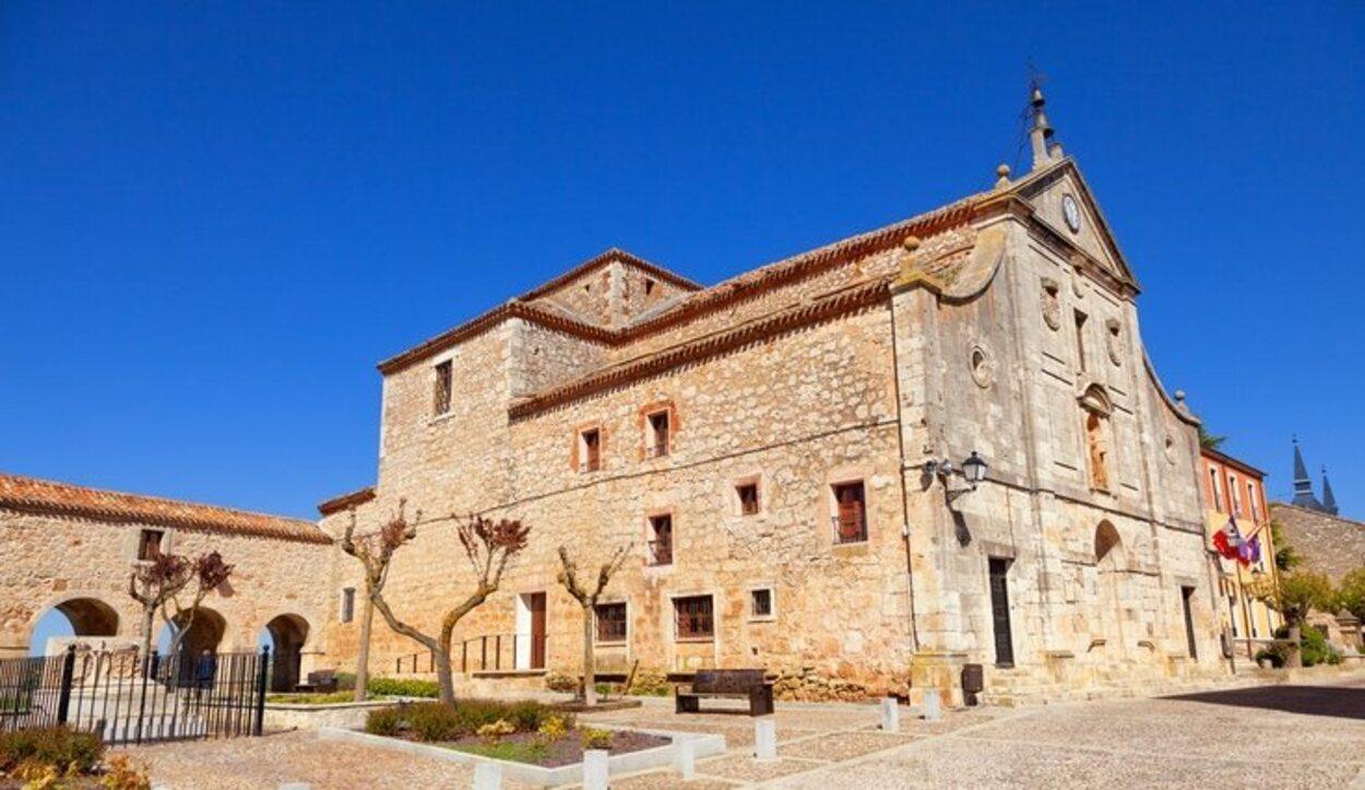 El monasterio de Santa Clara es uno de los lugares más icónicos de Lerma