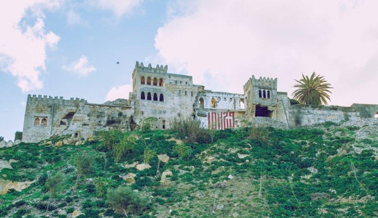 La muralla de Tánger data del siglo XV