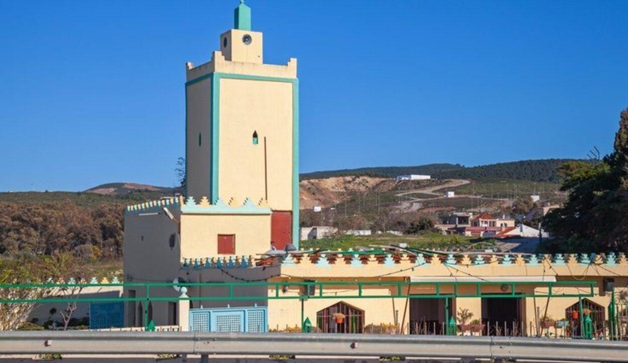 En Tánger abundan las mezquitas