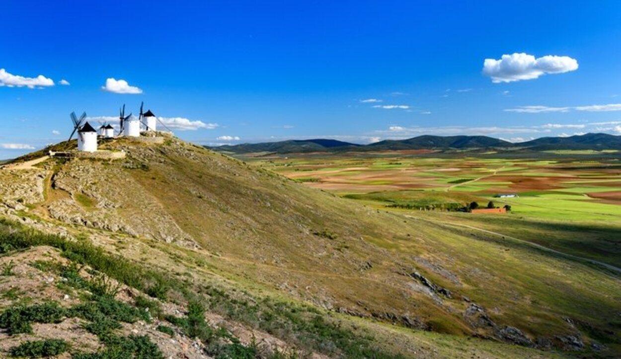 Una de las rutas con las que más disfrutarás los paisajes de la Península Ibérica