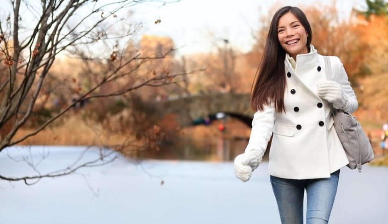 Si uno está bien abrigado el inverno no será tan difícil de sobrellevar