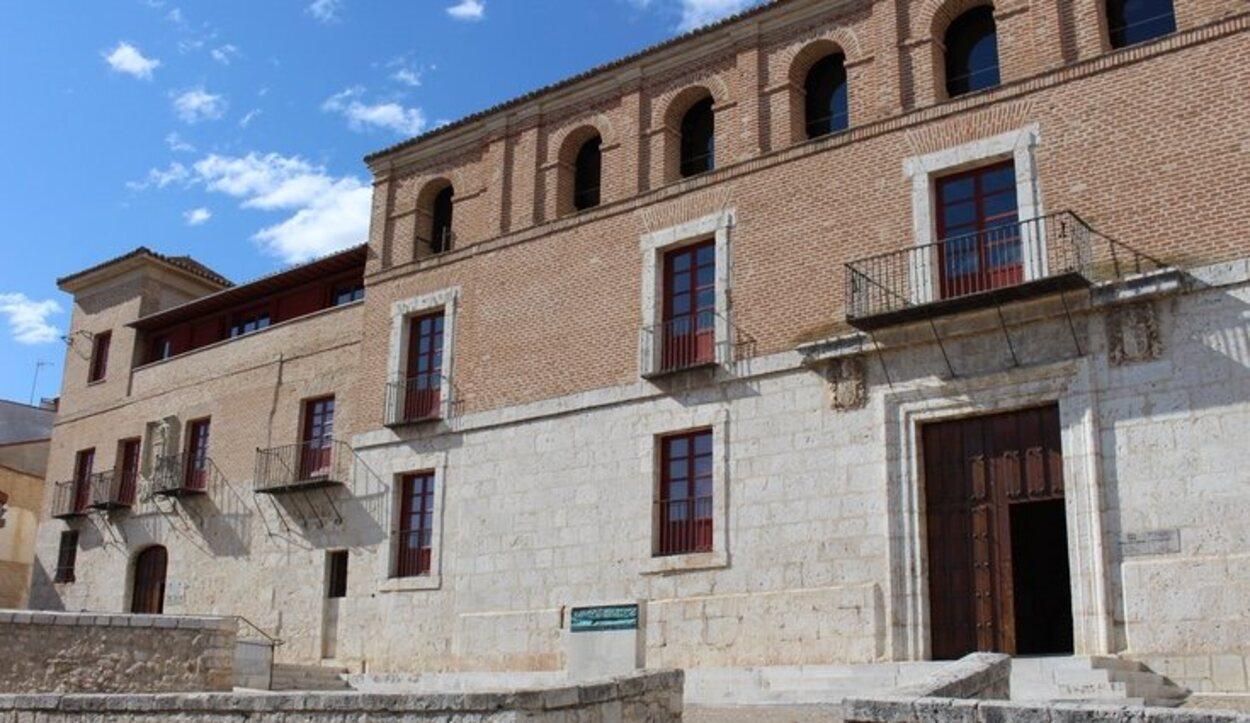 La casa donde se firmó el Tratado de Tordesillas el 7 de junio de 1494