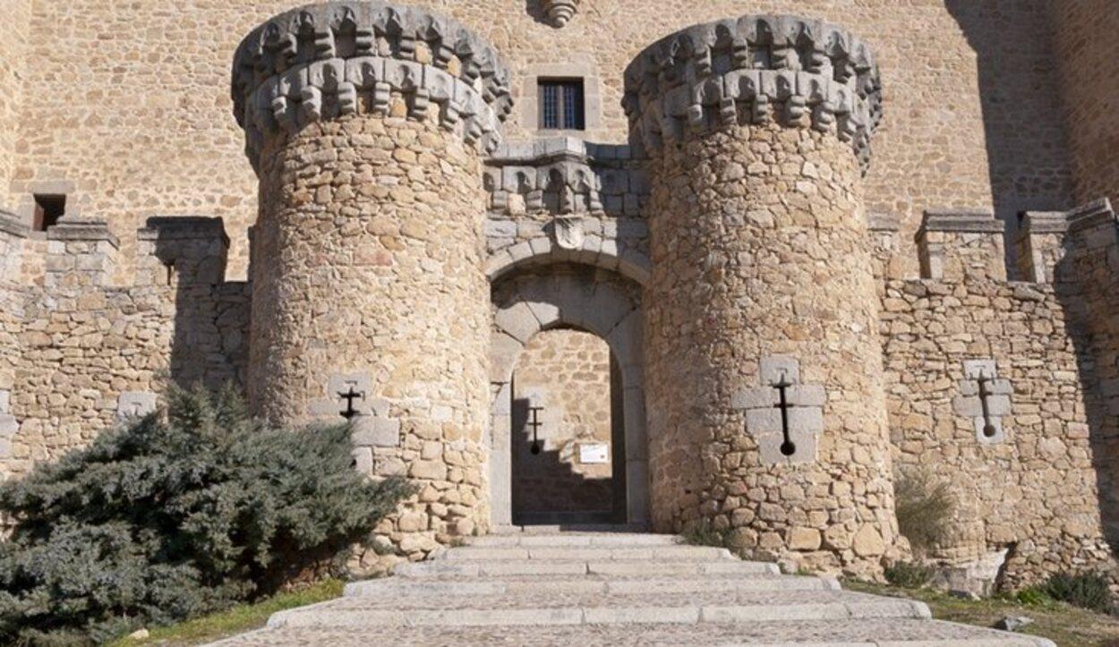 El Castillo de Manzanares El Real tiene mucha historia