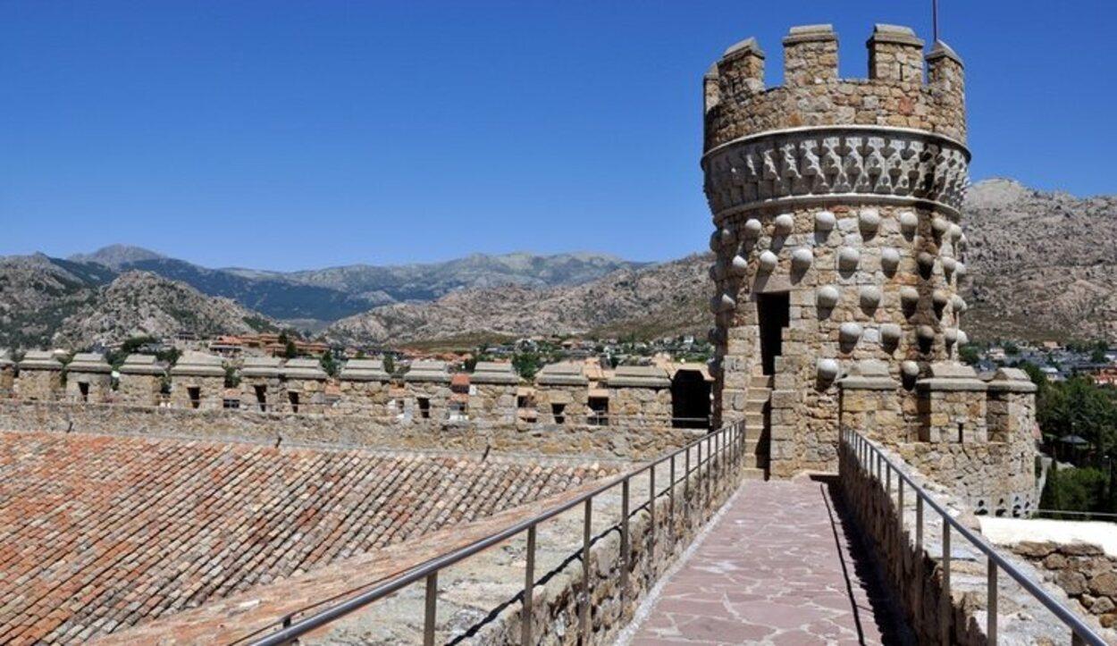 Las vistas del Castillo son preciosas