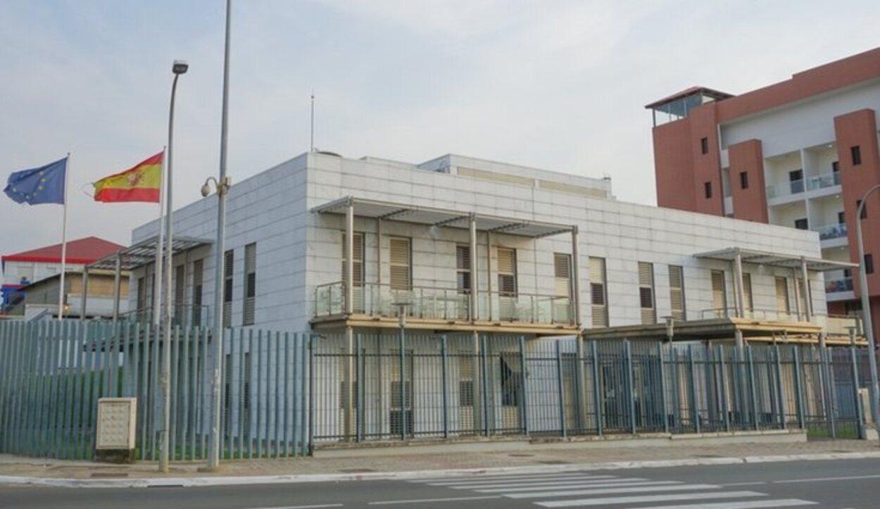 Embajada española en Guinea Ecuatorial en Bata