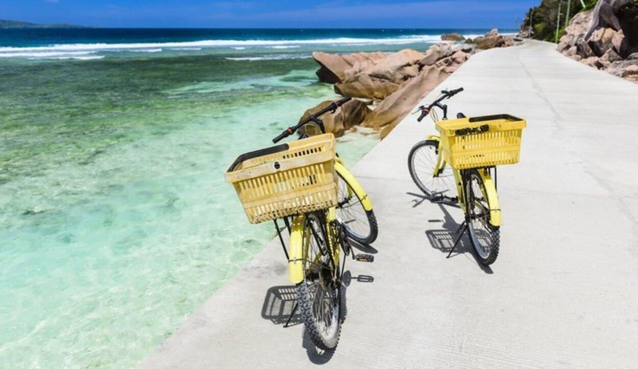Descubre la isla en bicicleta es la mejor opción