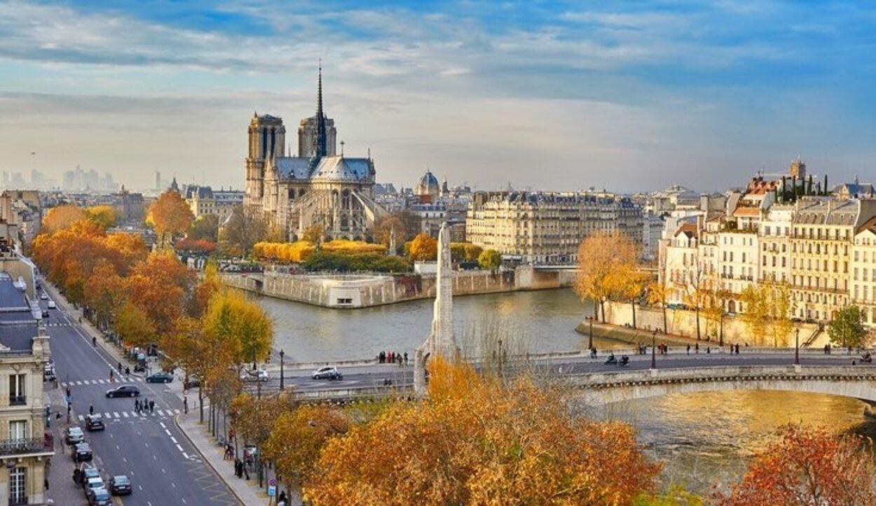 Primavera y otoño son buen momento para conocer París
