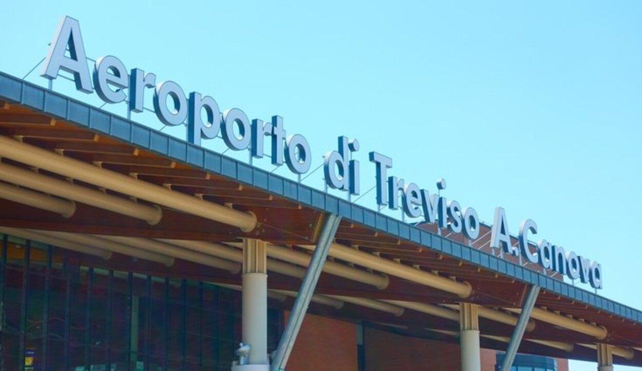 El Aeropuerto Treviso de Venecia es el que más compañías de bajo coste recibe