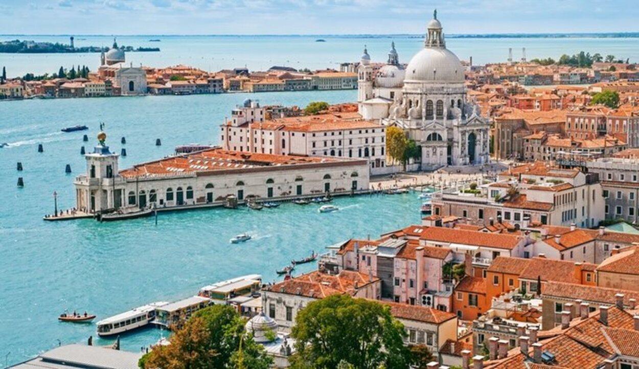 Las aguas otorgaron una gran posición estratégica a Venecia