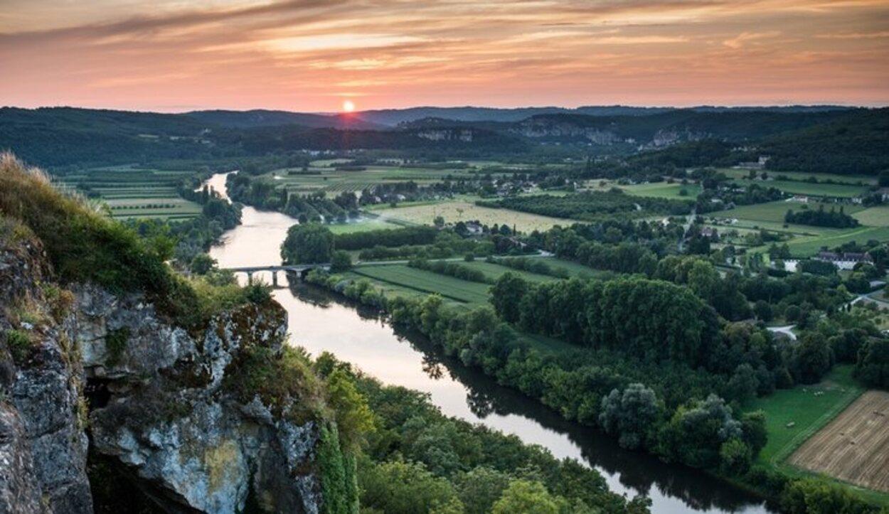 El paisaje es uno de los grandes atractivos