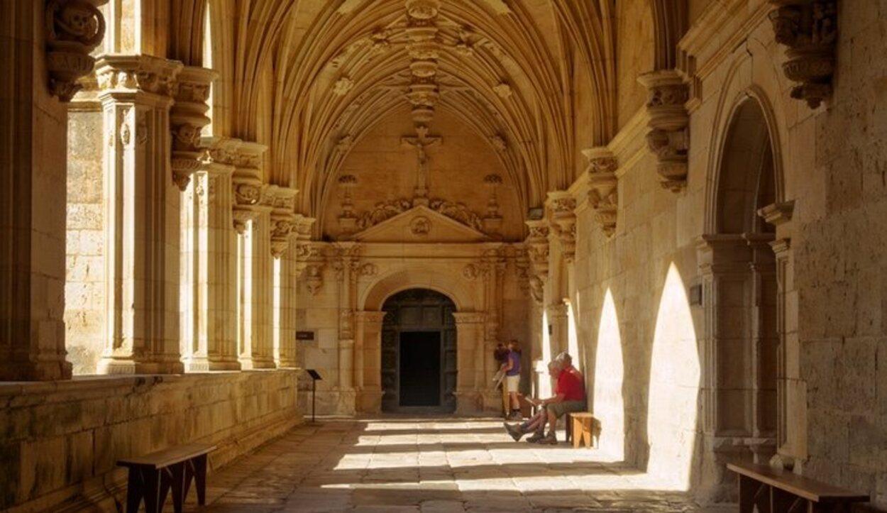 El Real Monasterio de San Zoilo, en Carrión de los Condes