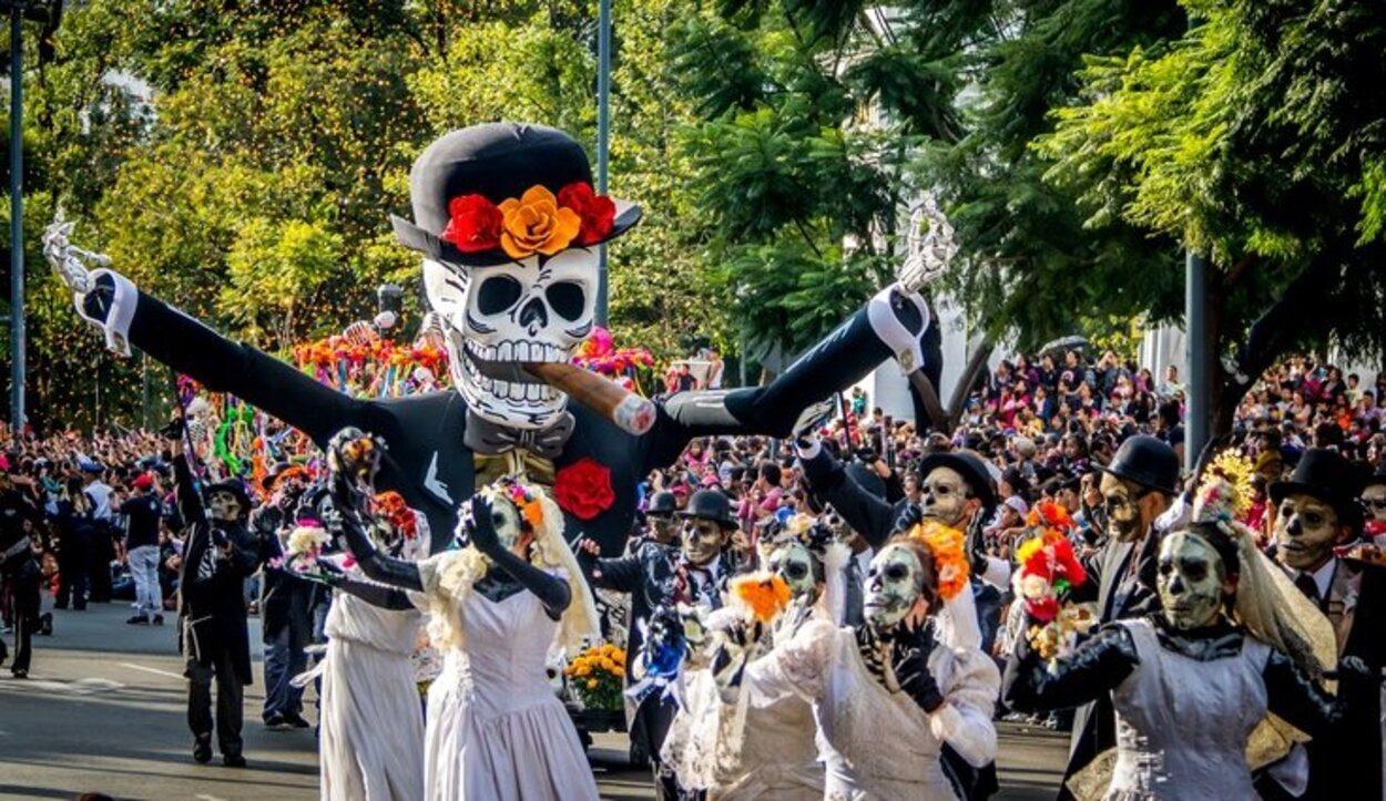 Halloween se vive de una forma totalmente distinta en México