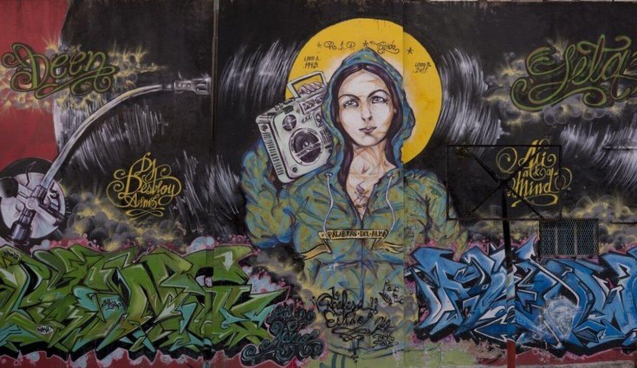 La crisis convirtió a Argentina en un paraíso para lo samantes del arte urbano