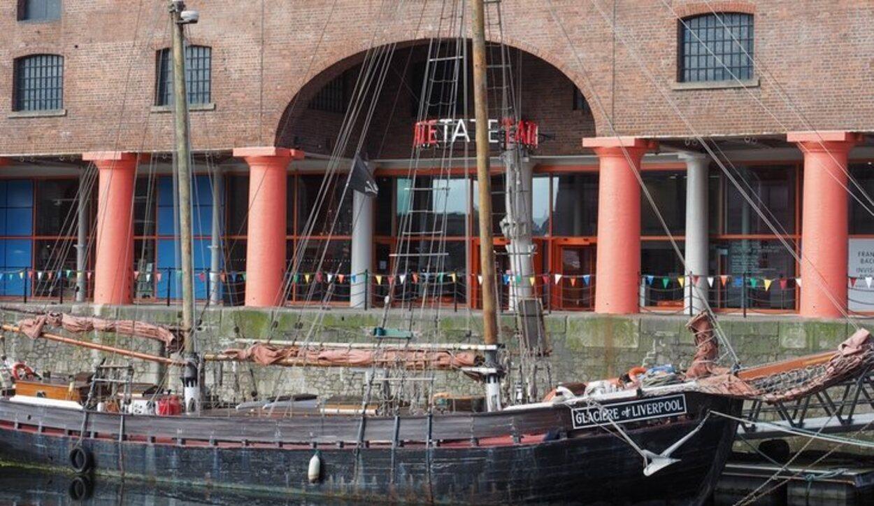 Admira el arte moderno del Tate Museum