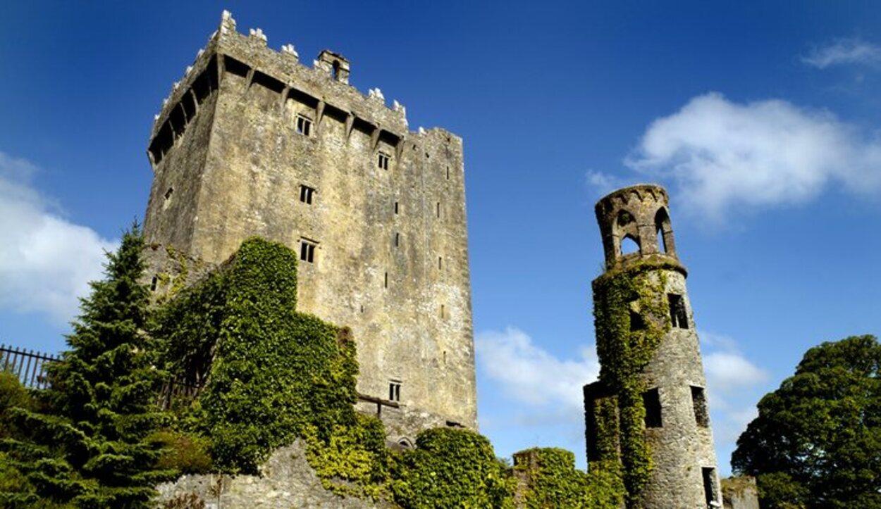 El Castillo de Blarney está construido sobre una estructura del siglo X