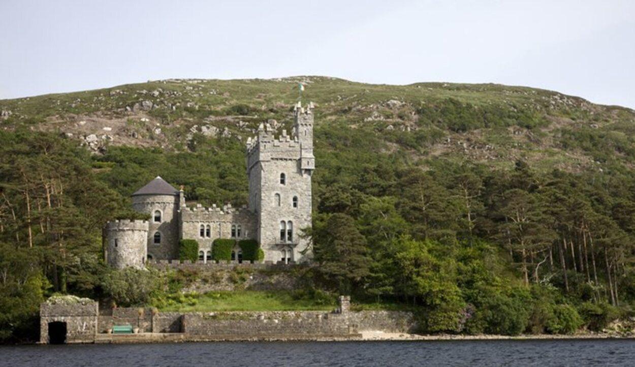 El Castillo de Glenveagh se construyó entre 1867 y 1873