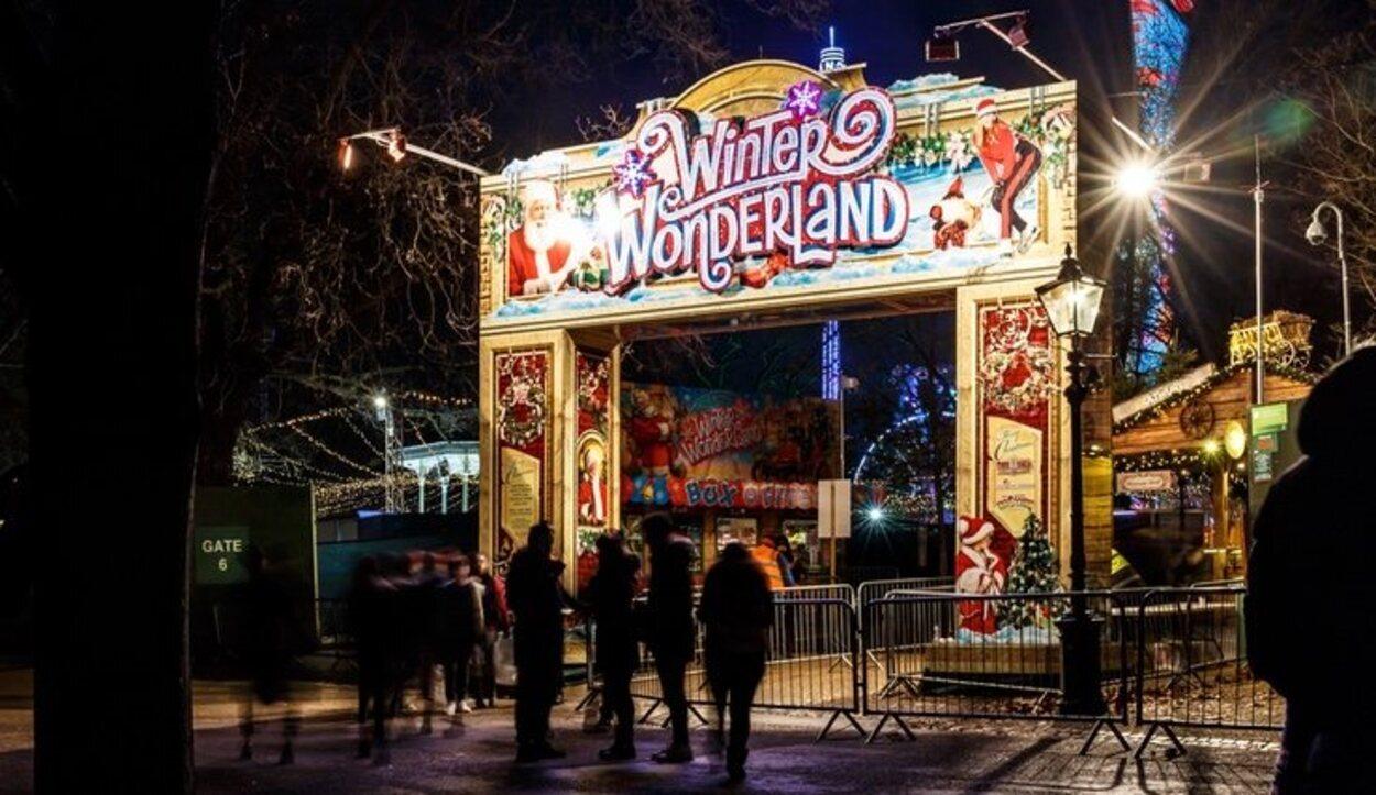 Un parque de atracciones especialmente dedicado a estas fechas