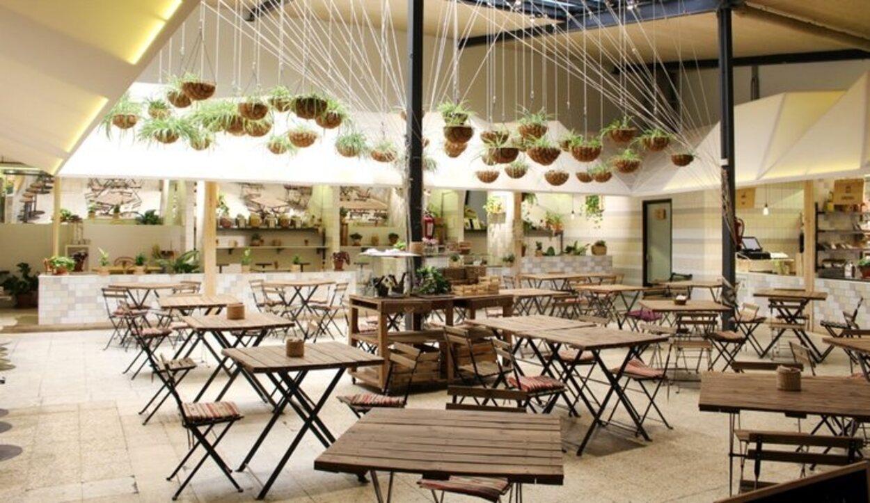 El bonito diseño de El Huerto de Lucas | Foto: Página web de El Huerto de Lucas
