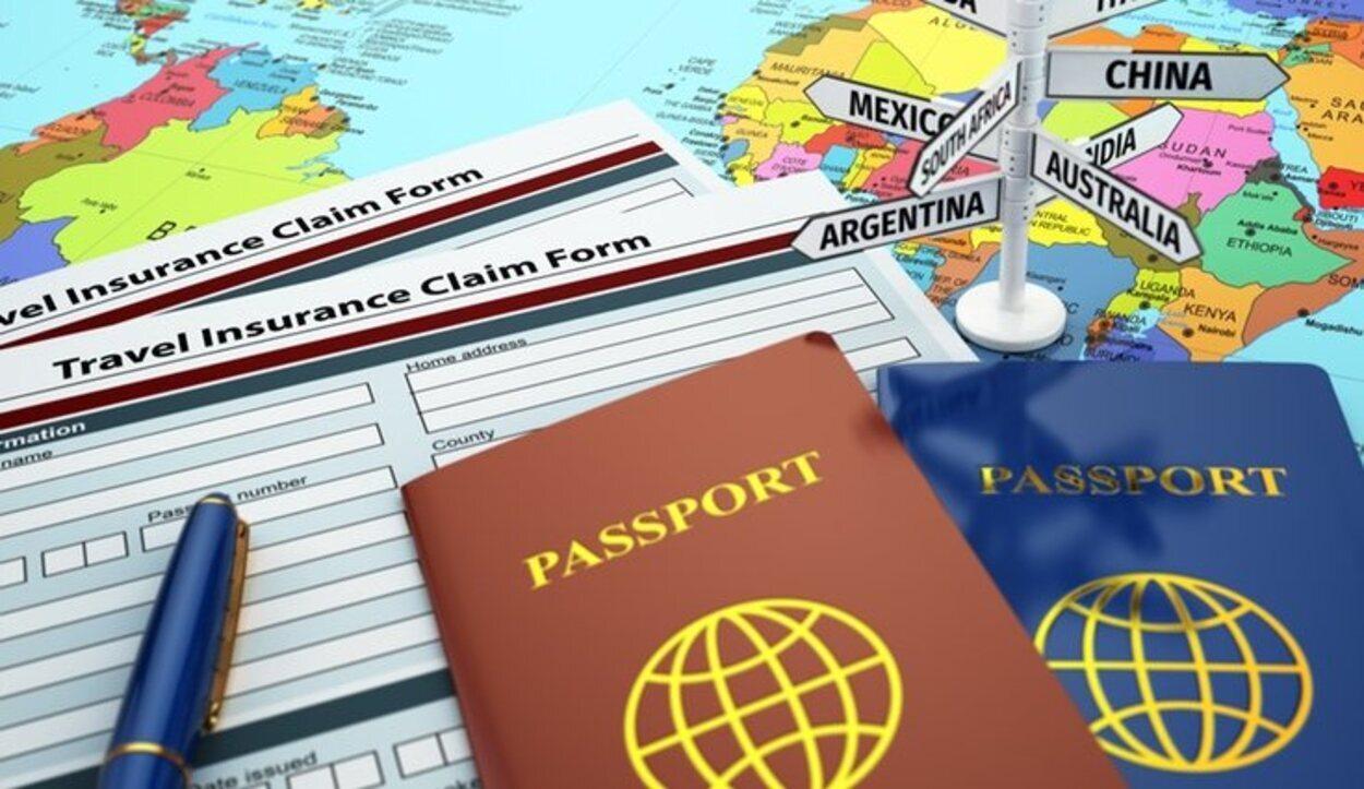 Cuando se viaja a ciertos países es mejor viajar con seguro